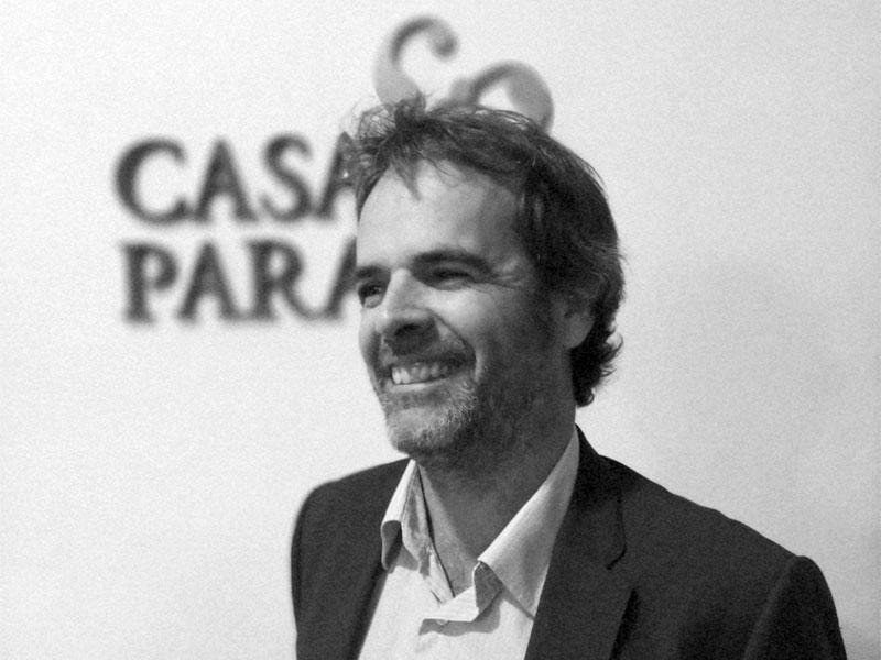 Oriol  Casals – Casa Paraula